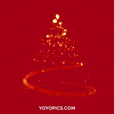 merry christmas animated tree wishes   friends