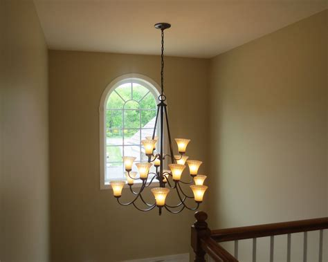 foyer lighting chandelier amazing foyer chandeliers contemporary foyer