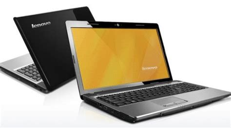 Laptop Lenovo Z Series lenovo introduces ideapad z series laptop