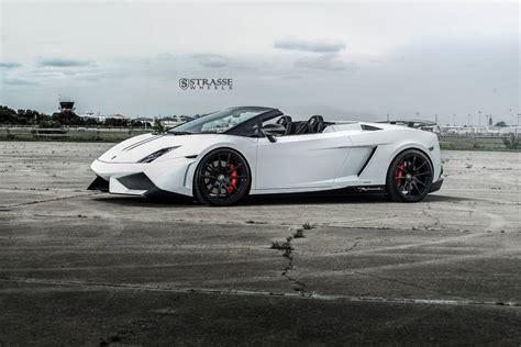 Wheels Lamborghini Gallardo Lamborghini Gallardo Spyder Performante With Strasse