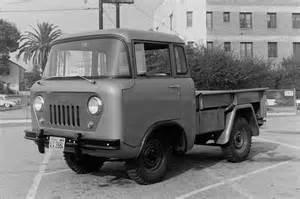 Jeep Forward 1957 Forward Jeep Truck Trend History