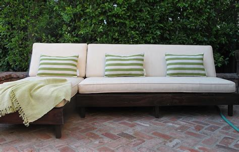 Turn Into Outdoor Furniture by Sofatransformation Make Sectional Quot Green Quot