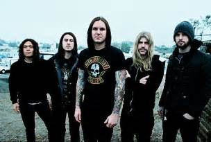 fc metal rock as i lay dying discrografia