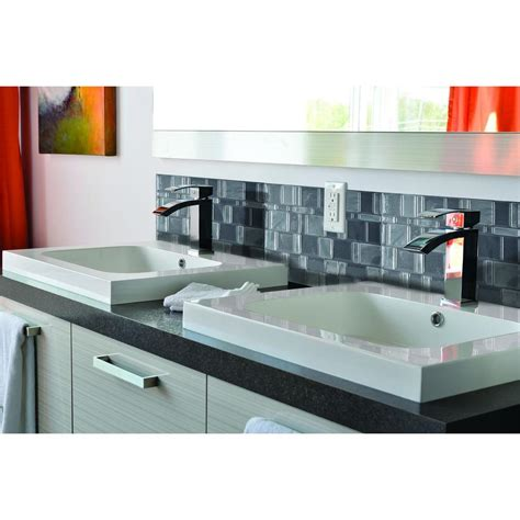 smart tiles kitchen backsplash smart tiles onyx 11 55 in x 9 64 in peel and stick mosaic decorative tile backsplash in