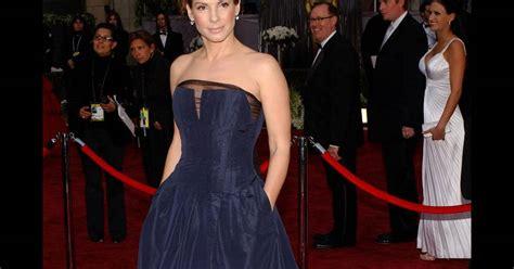Oscars Trend Noir by Depuis Quelques 233 Es Bullock Opte Pour De