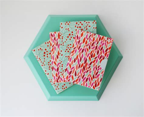 Paper Folding Cards - how to make beautiful origami cards from tissue boxes