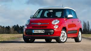 How Much Is A Fiat 500l Fiat 500l Review Top Gear