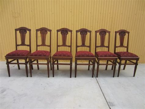 vintage dining room chairs french antique chairs antique dining room furniture