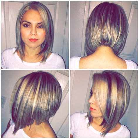 black hair color with a line cut 2015 is ombre hair color a great product for ash blonde