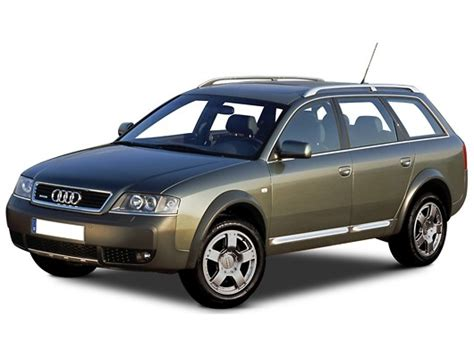 Audi A6 4b Allroad by Audi A6 Allroad C5 4b Avant 2000 2005 187 Technische Daten