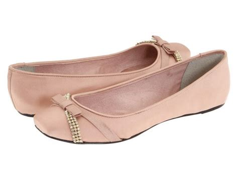 Flat Shoes Ambassador Pink which pink flats for this dress weddingbee