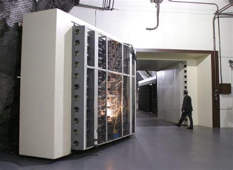 Blast Door by Us Operations To Emp Proof Bunker Conspiracy