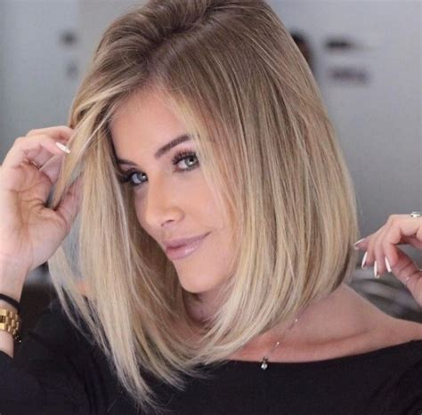9 braune bob frisuren mit blonde highlights haare co