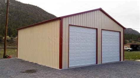 how wide is a two car garage how wide is a 2 car garage