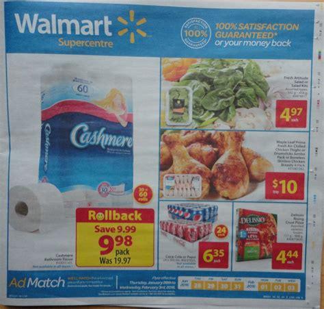 printable grocery coupons walmart canada walmart ontario grocery flyer sneak peek january 28
