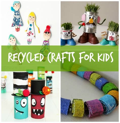easy recycled crafts for 7 recycled crafts for turning trash into