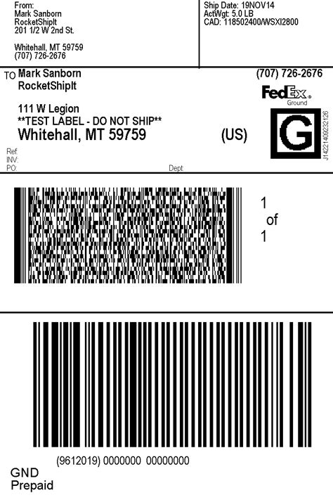 fedex label template word return label template rental lease agreement word template