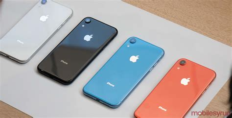 apple ups iphone xr manufacturing orders expects higher sales report