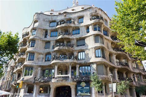 casa mila barcelona casa mila la pedrera barcelona