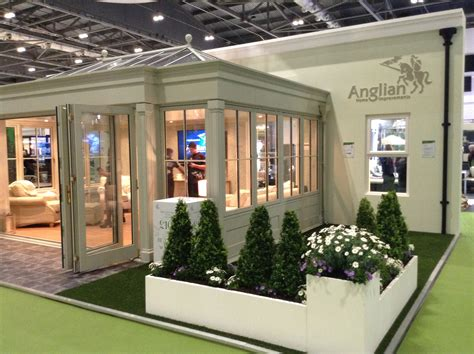 anglian timber orangery is a big hit at grand designs live