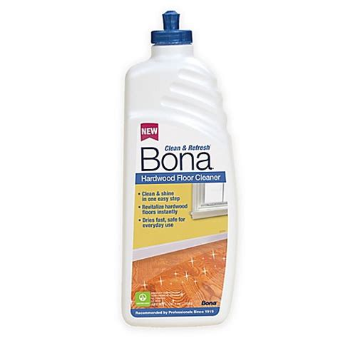 bed bath and beyond carpet cleaner bona 174 36 oz clean and refresh hardwood floor cleaner