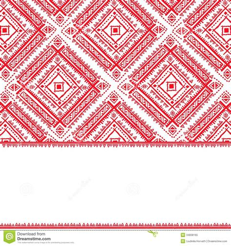 tribal pattern free stock tribal vintage ethnic pattern seamless royalty free stock