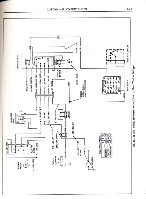 1985 pontiac wiring diagram
