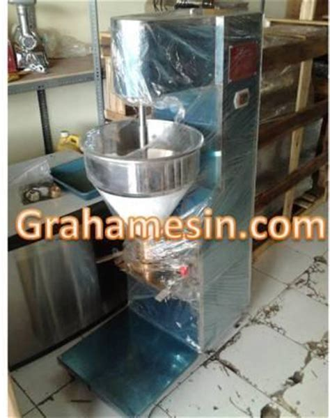 Mesin Cetak Buat Pentol Bakso jual mesin pencetak pentol bakso ikan mesin pembuat baso