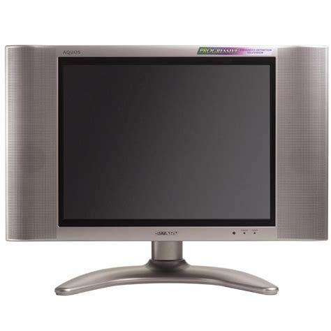 Tv Flat Lcd Sharp sharp aquos lc 20b4us lcd flat screen monitor sharp lc20b4us