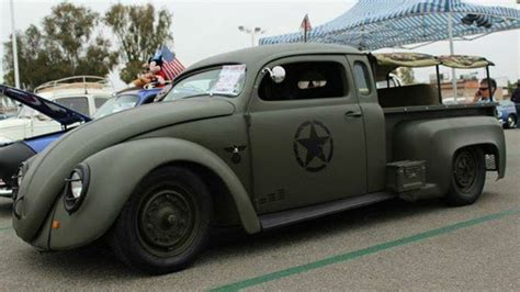 volkswagen bug truck military vw beetle pick up volkswagen pinterest