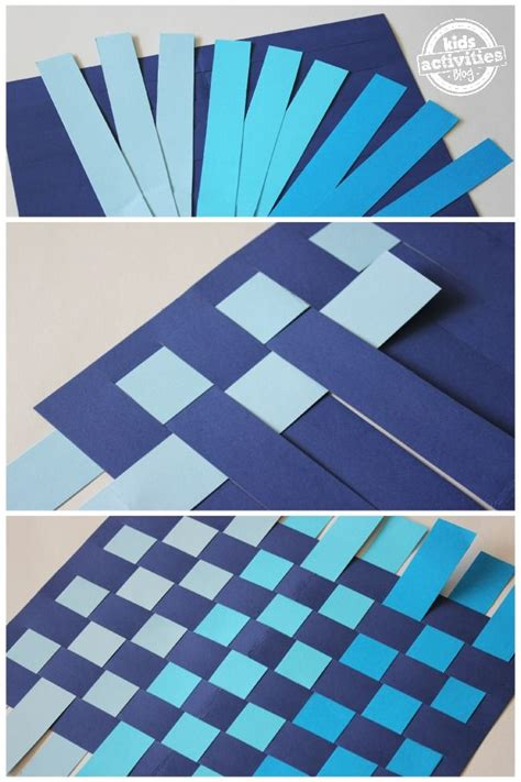 Weaving Is The Way Forward by Paper Weaving Craft For Paper Weaving Scrap And Craft