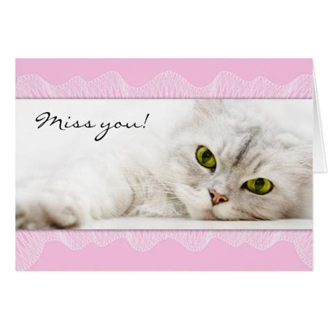 free printable greeting cards miss you miss you cards zazzle