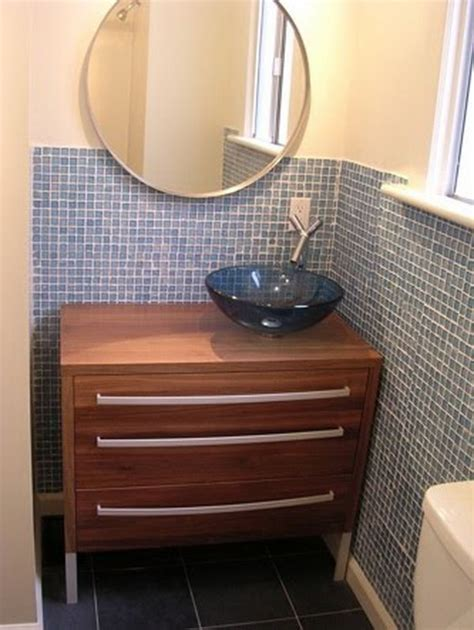 Ikea Bathroom Vanity Hack 15 Genius Ikea Hacks For Bathroom Hative