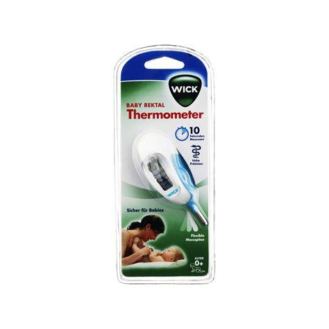 Termometer Rektal Digital erfahrungen zu wick baby rektal digital thermometer 1