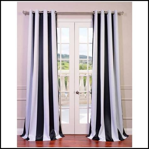 black and off white curtains off white curtains with black trim curtains home