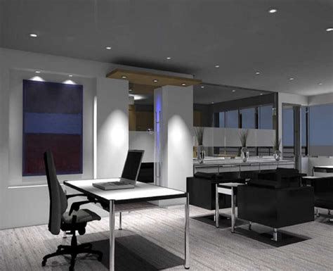 Modern Office by Modern Office Furniture Styles And Exles Office Architect