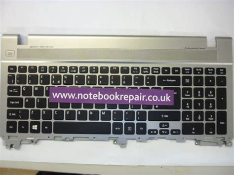 Keyboard Acer Aspire 1400 3100 5050 5500 5580 Extensa 2300 Black v3 571 uk keyboard notebookrepair co uk