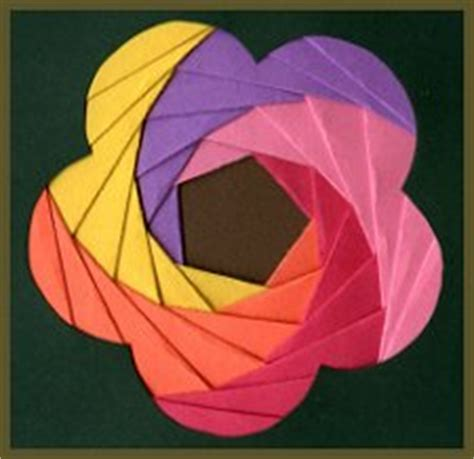 Iris Paper Folding - inkspired musings iris folding tutorial