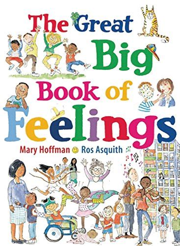 libro the great grammar book libro the great big book of feelings di mary hoffman
