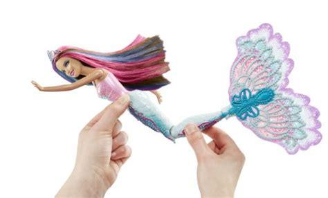 color magic mermaid doll color magic mermaid teresa doll new ebay