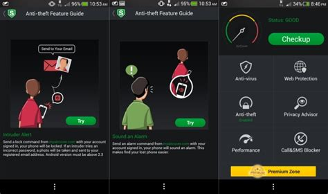 norton mobile account aircover security app review ndtv gadgets360
