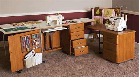fashion sewing cabinets of america 4700 sewing credenza