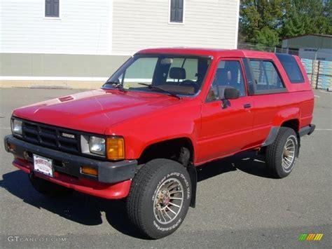 1986 Toyota Specs 1986 Toyota 4x4 Specs Autos Post