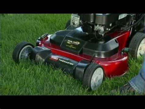 """overview of toro timemaster 30"""" walk mower youtube"""