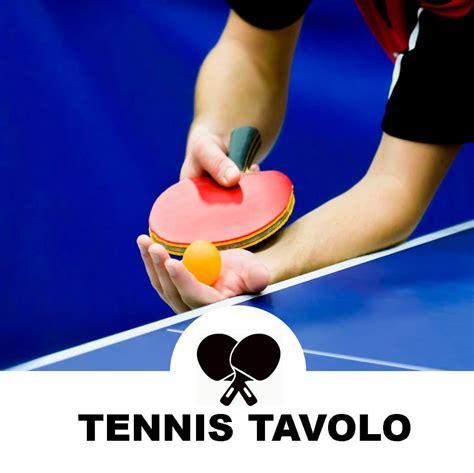 tennis da tavolo tennis da tavolo cus venezia