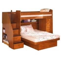 wood loft bed 22 816 xx