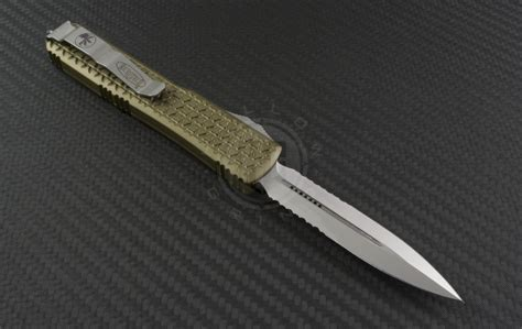 ultratech knives microtech knives ultratech d e automatic otf d a knife