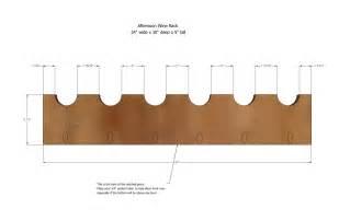 build your own blueprints build your own wine rack plans pdf woodworking
