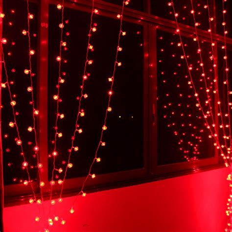 christmas lights curtain style online buy wholesale red lantern string lights from china