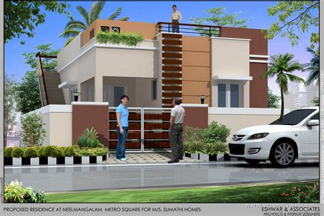 2 Bedroom Independent House For Sale In Guduvancheri House Plans In Chennai Individual House